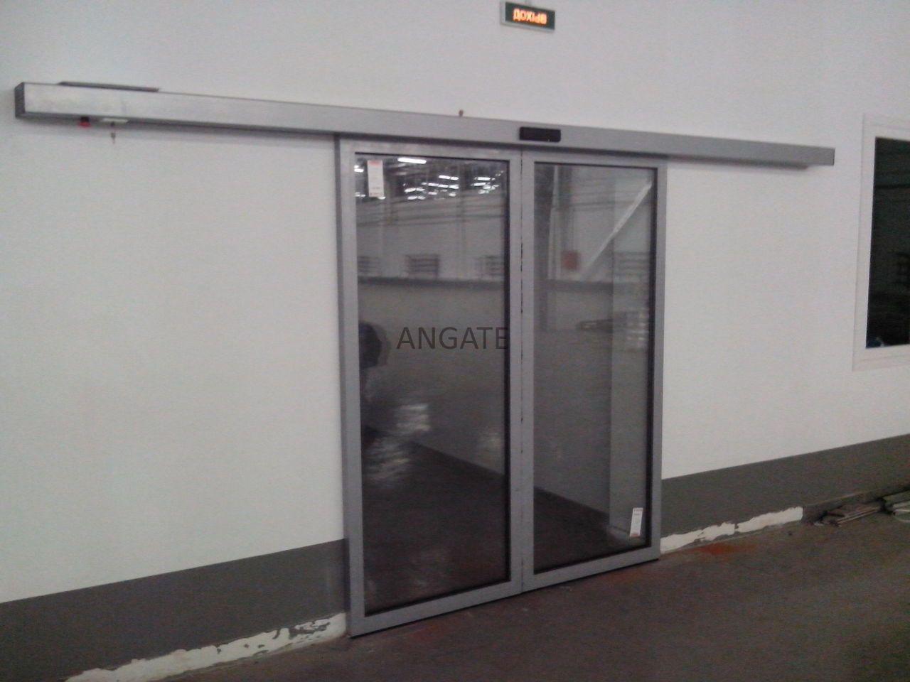 Схема подключения автоматических дверей